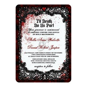 Halloween Wedding Invitations Up To 40 Off On Rustic Wedding