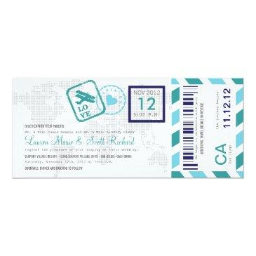 boarding pass airmail ticket