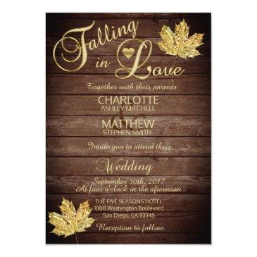 Small Elegant Falling In Love Rustic Country Wedding Front View