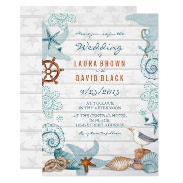 nautical beach | wedding