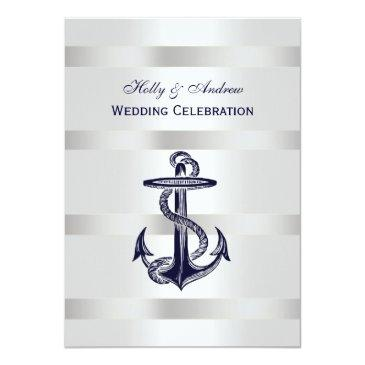 nautical blue anchor silver wt bg v wedding