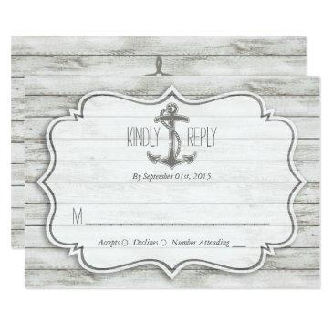 nautical whitewashed wood beach wedding collection