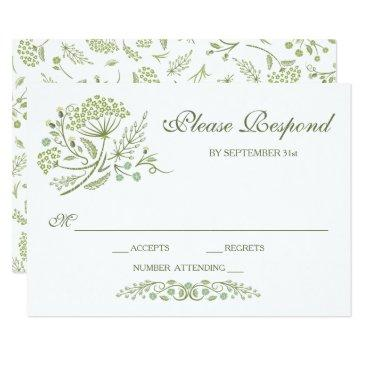 on the prairie wedding rsvp
