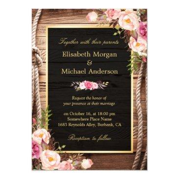 rustic country floral barn wood