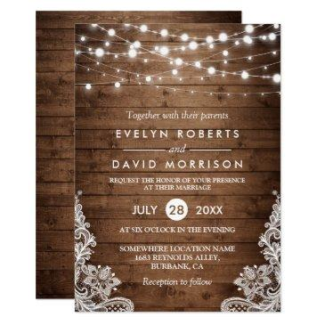 Country Wedding Invitations Up To 40 Off On Rustic Wedding