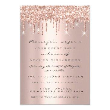 awesome rose gold wedding invitation for 97 rose gold wedding invitation ideas