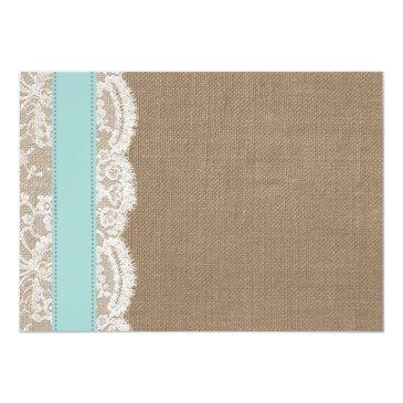 Small The Turquoise Sand Dollar Wedding Collection Rsvp Back View