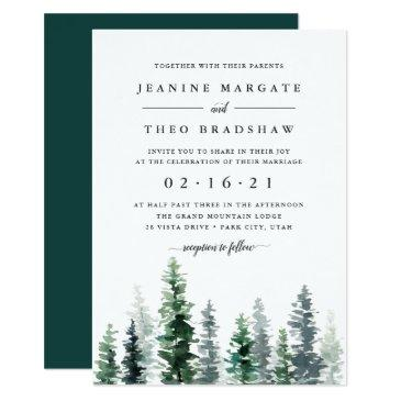 timber grove | wedding