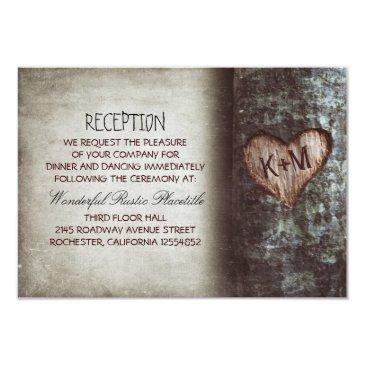 tree rustic wedding reception & driving directions