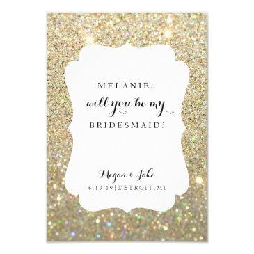 will you be my bridesmaid  - wedding day fab