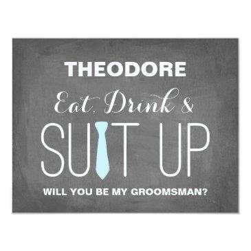 will you be my groomsman ? | groomsmen