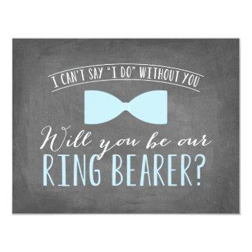 will you be my ring bearer ? | groomsmen