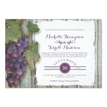 wine winery vineyard grape theme fall